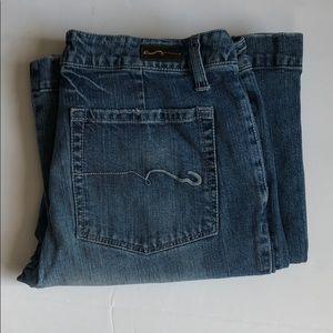 American Rag Super Flare Jeans Size 11